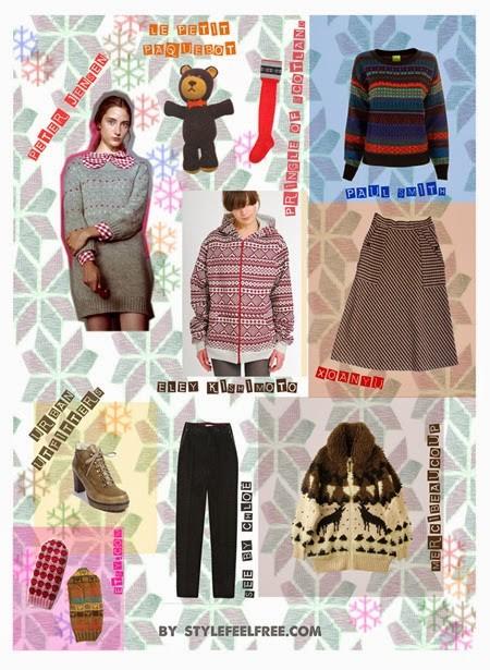 Tendencia de moda folk | StyleFeelFree/></div> <p>Prendas del set: Peter Jensen, <a href=