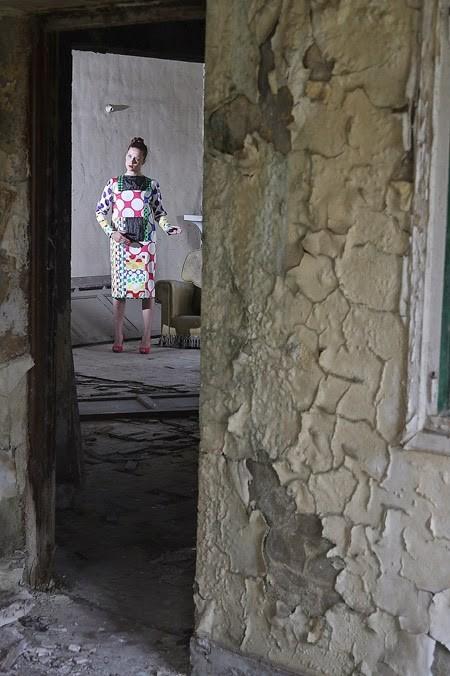 Colección de moda This is an Obsession de Xoanyu