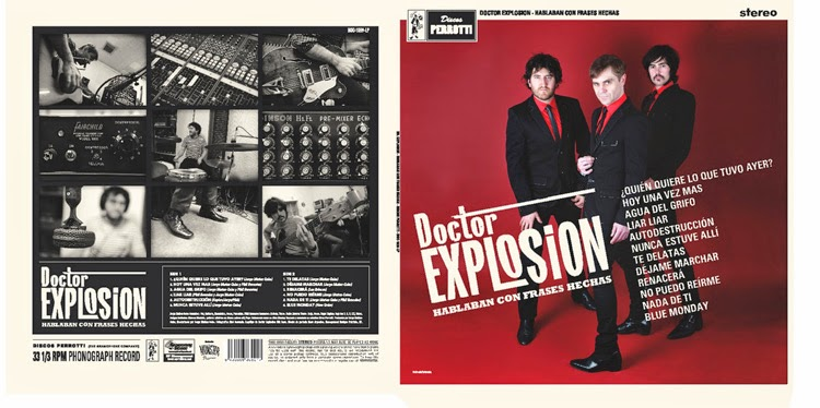 carátula de Doctor Explosion_Stylefeelfree