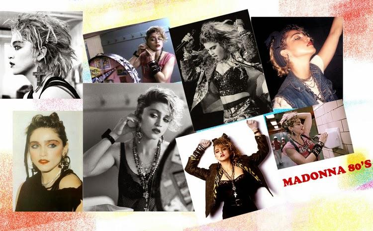 Madonna | Ochenta | Stylefeelfree