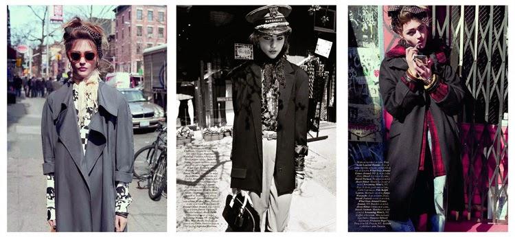 Fotos de Inez Van Lamsweerde & Vinoodh Matadin | Tendencias de Moda ochenta| Stylefeelfree