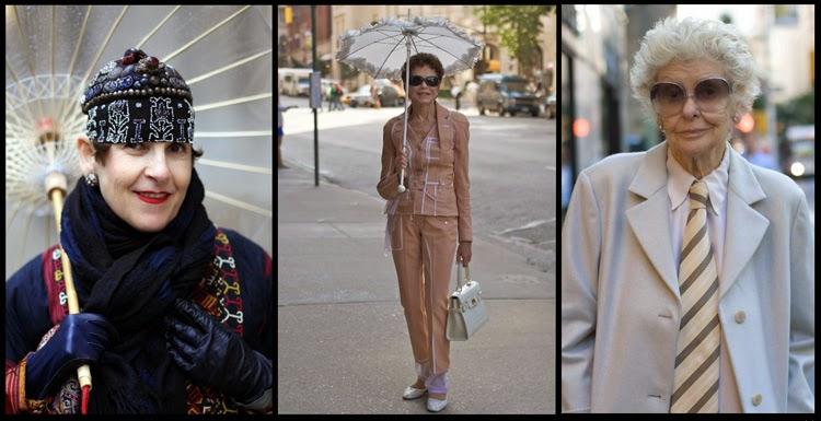 Street Style señoras mayores | Stylefeelfree