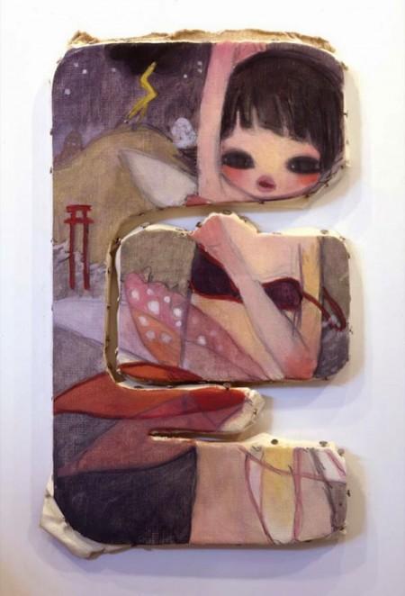 Aya Takano   galería Perrotin   StyleFeelFree