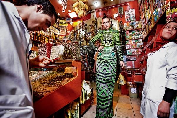Kati Nescher | Editorial de Moda | Estambul | StyleFeelFree