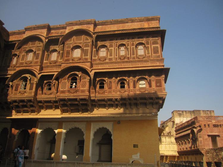 "Mehrangarh en el Rajastán | India | StyleFeelFree"" width="