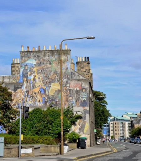 Leith | Edinburgh | Escocia | StyleFeelFree