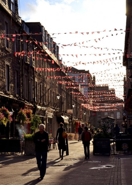 Edinburgh | Rose street | Escocia | StyleFeelFree