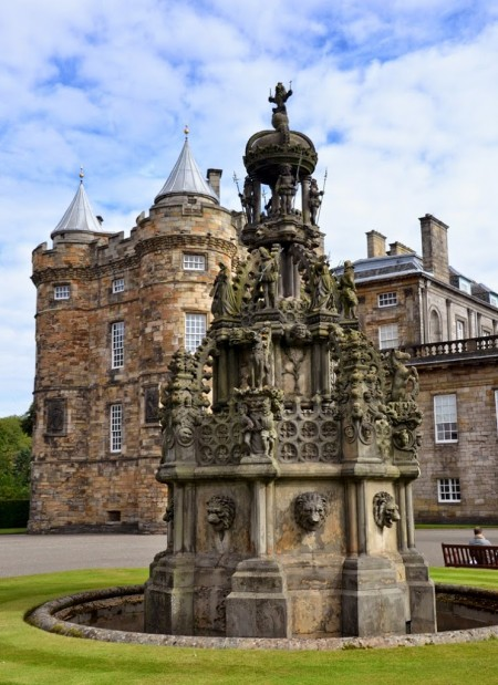 Palace of Holyroodhouse | Escocia | StyleFeelFree