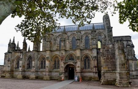 Rosslyn chapel | Edinburgh | Scotland | StyleFeelFree
