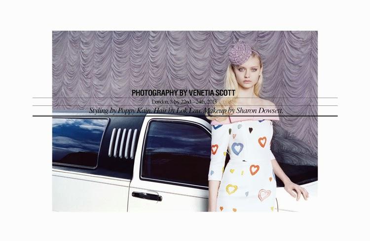 Fotografía Moda | Nastya Kusakina  | StyleFeelFree
