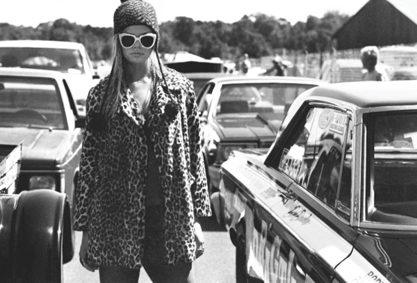 Fotografía de Hugh Lippe para Russh magazine | stylefeelfree