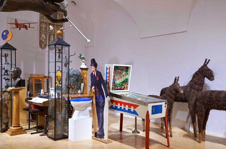Exposición El tiempo y las cosas | Reina Sofía | Stylefeelfree