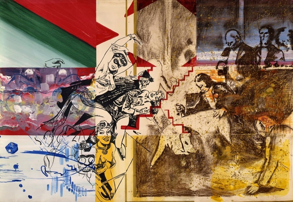 Sigmar Polke en el MOMA | stylefeelfree