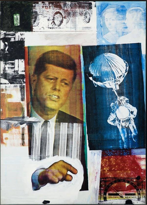 Robert Rauschenberg, Retroactivo II | Museo Thyssen-Bornemisza – Madrid es Pop | stylefeelfree