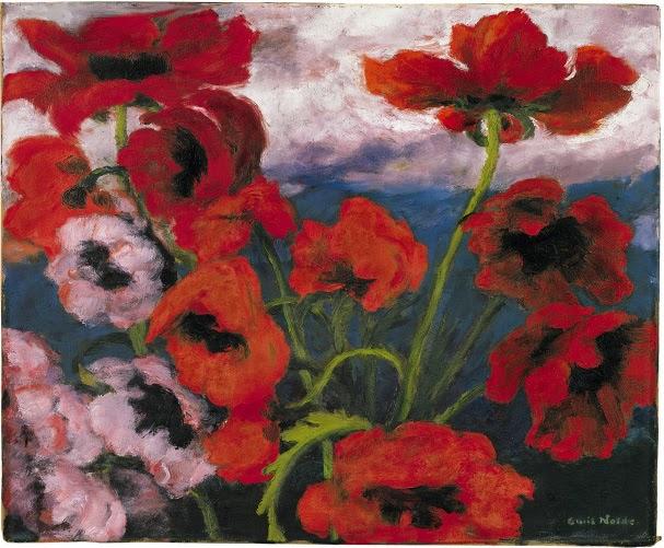 Emil Nolde en el museo Louisiana   Dinamarca   stylefeelfree