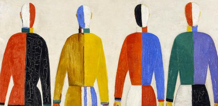 Suprematism de Kazimir Malévich en Tate Modern   stylefeelfree
