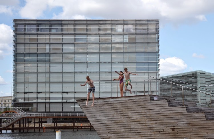 Harbour Bath en Copenhague | por stylefeelfree
