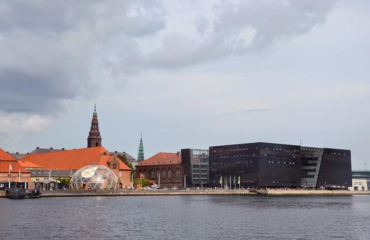 The Royal library, la Biblioteca Real en Copenhague | stylefeelfree