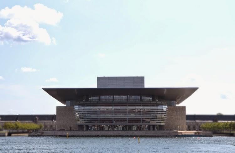 La nueva Ópera en Copenhague |  stylefeelfree