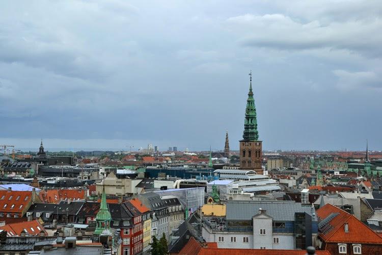Rundetaarn, la torre redonda | Copenhagen | stylefeelfree