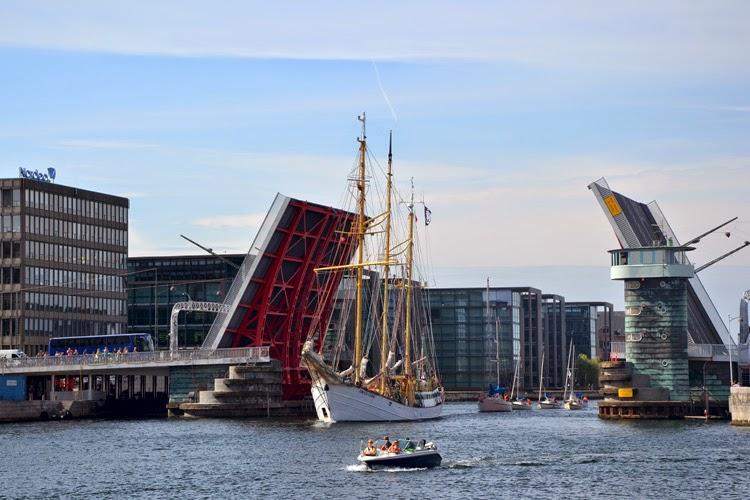 Puente de Knippelsbro en Copenhague | stylefeelfree