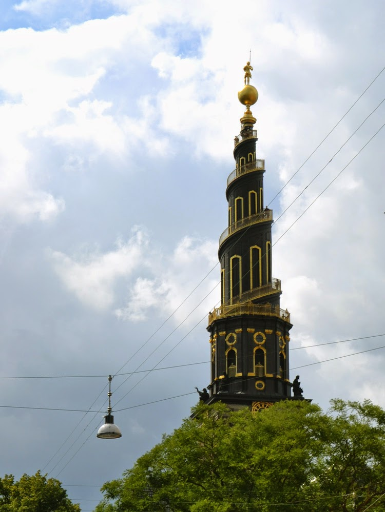 Vor Freselsers Kirke en Christianshavn | Copenhagen | stylefeelfree