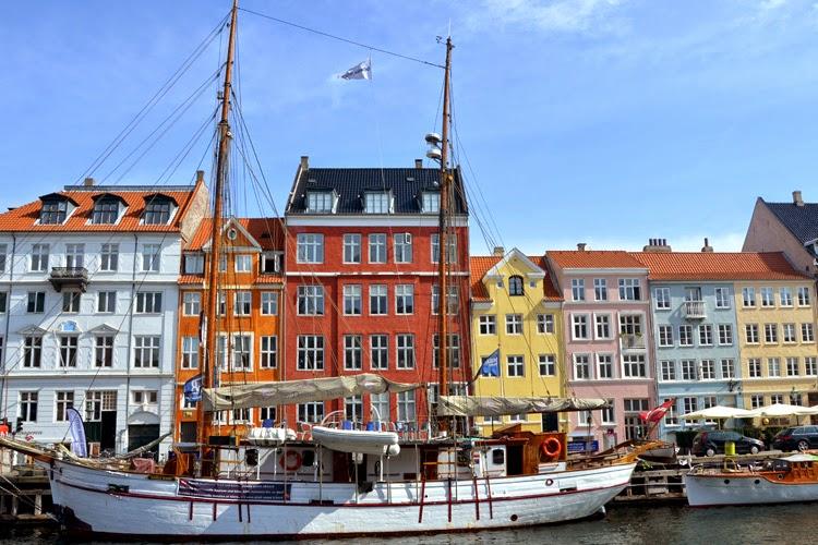 Nyhavn en Copenhague | stylefeelfree