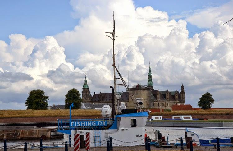 Castillo de Kronborg Slot en Copenhague | stylefeelfree