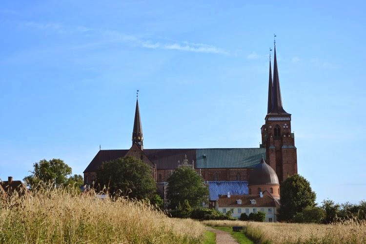 Catedral Roskilde Domkirke, patrimonio de la Humanidad, Dinamarca | stylefeelfree