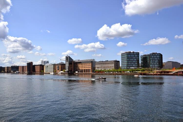 Islas de Brygge Badet en Copenhague | stylefeelfree