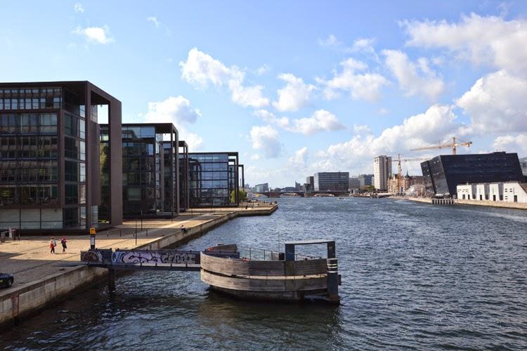 Nueva arquitectura en Christianshavn, Copenhague | stylefeelfree