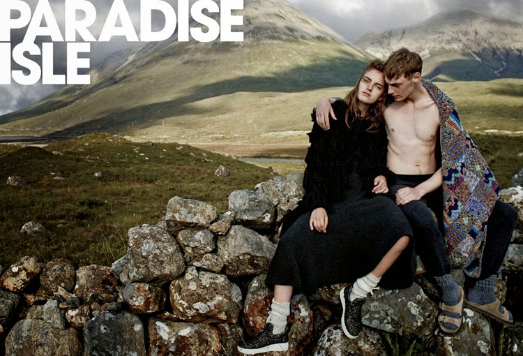 Paradise Isle por Laurie Bartley para Elle | stylefeelfree