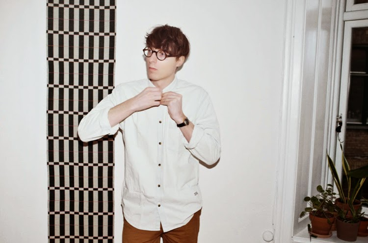 músico danés Kasper Bjorke | stylefeelfree