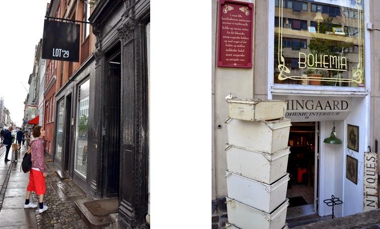 Tiendas en Gothersgade street | Stylefeelfree