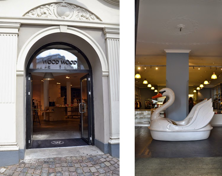 Tienda Wood Wood | Tienda Marc Jacobs | Copenhague | Stylefeelfree