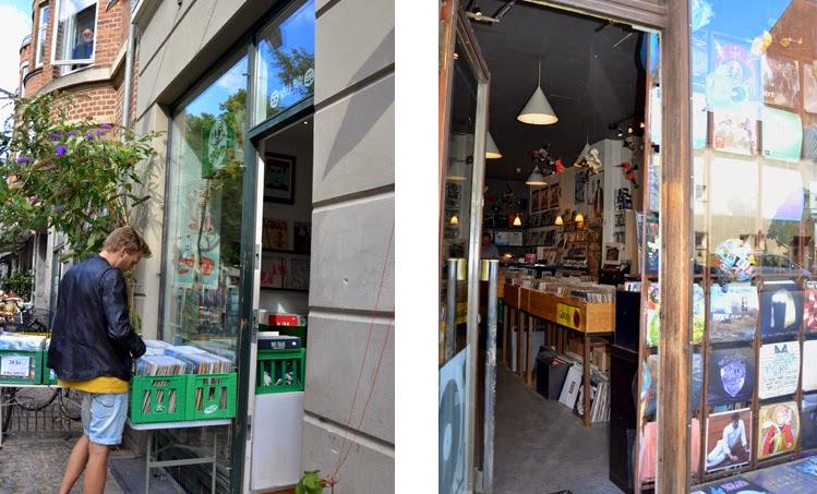 Tiendas de discos en Nørrebro | Copenhague | Stylefeelfree