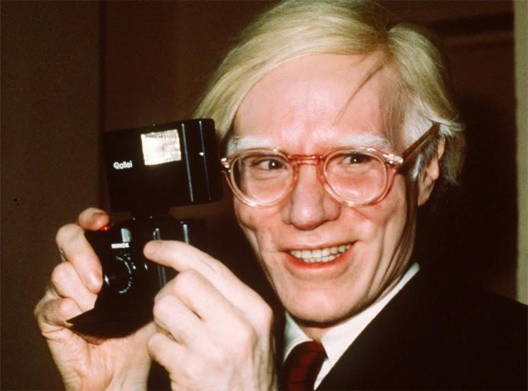 Gafas de Andy Warhol | Stylefeelfree