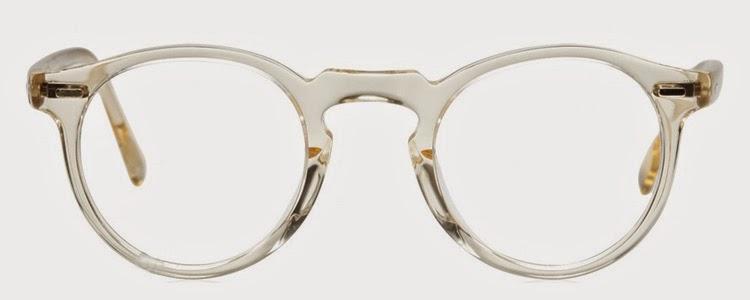 Gafas de pasta transparente | Stylefeelfree
