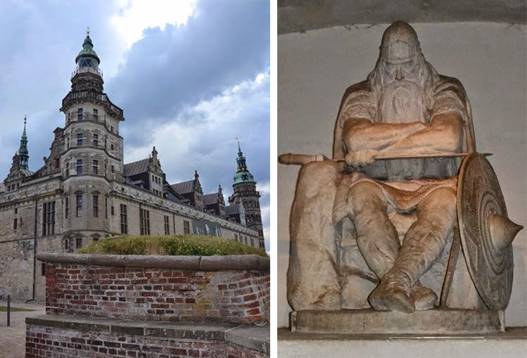 Castillo de Kronborg Slot | Dinamarca | stylefeelfree