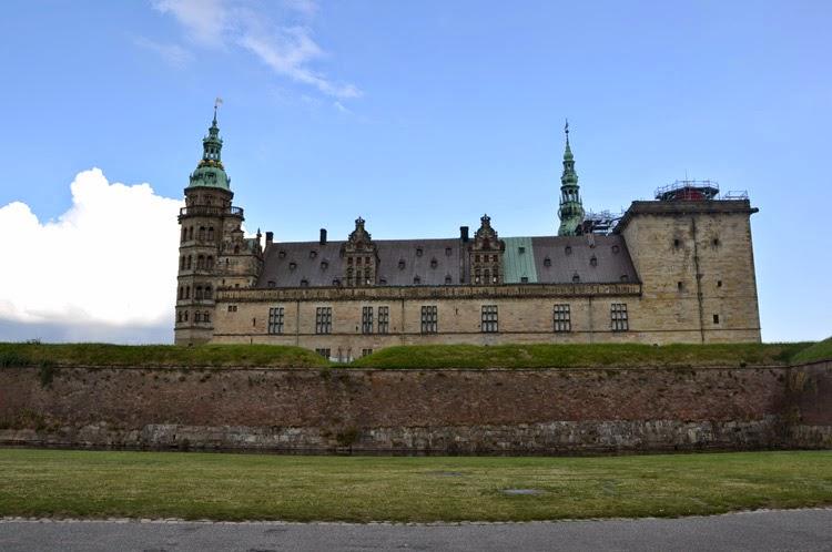 Castillo de Kronborg Slot | Helsingor, Dinamarca | stylefeelfree