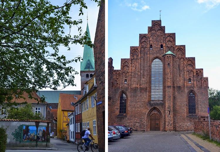 Catedral de San Olaf e Iglesia de Saint Mary en Helsingor, Dinamarca | stylefeelfree