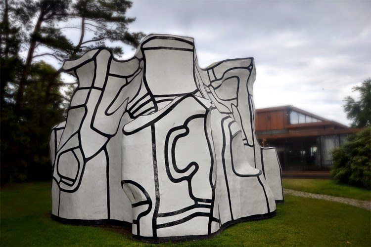 Jean Dubuffet | Museos Copenhague | stylefeelfree
