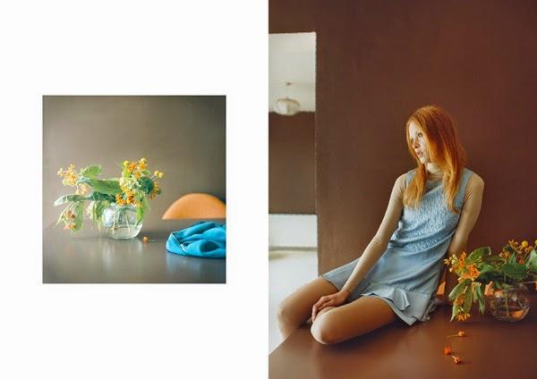 Moda 60s | Fotografía de T. Craig y estilismo de Bay Garnett para la revista Violet | StyleFeelFree