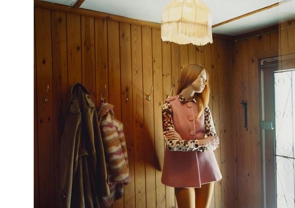 Fotografía de Tom Craig y estilismo de Bay Garnett para la revista Violet | StyleFeelFree