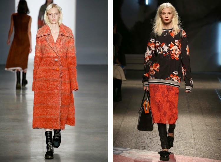 tendencias moda: Calvin Klein - MSGM   Stylefeelfree