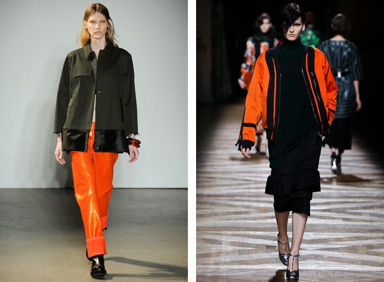tendencias moda: naranja   Stylefeelfree