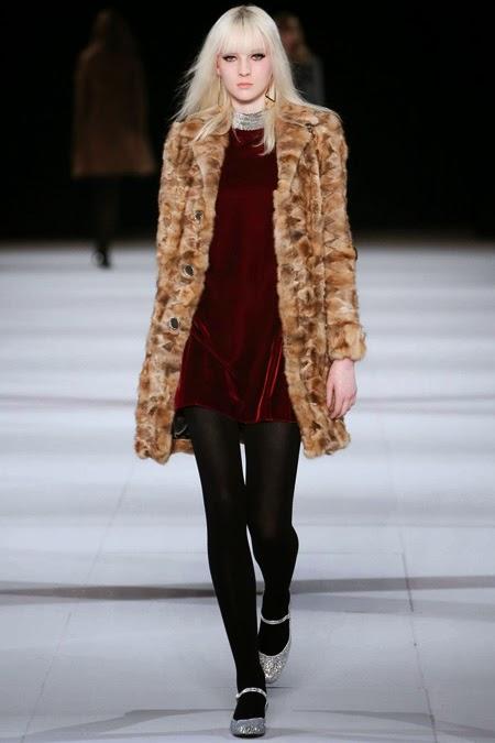 Saint Laurent | Tendencias Moda | Terciopelo | stylefeelfree