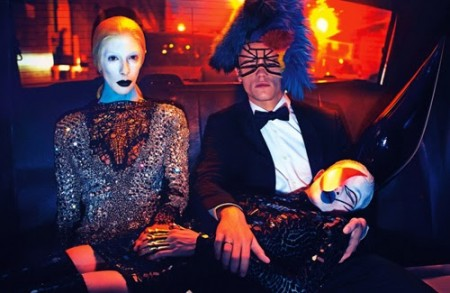 Editorial de moda con estilismo de Edward Enninful.  Fotografía de Steven Klein | stylefeelfree