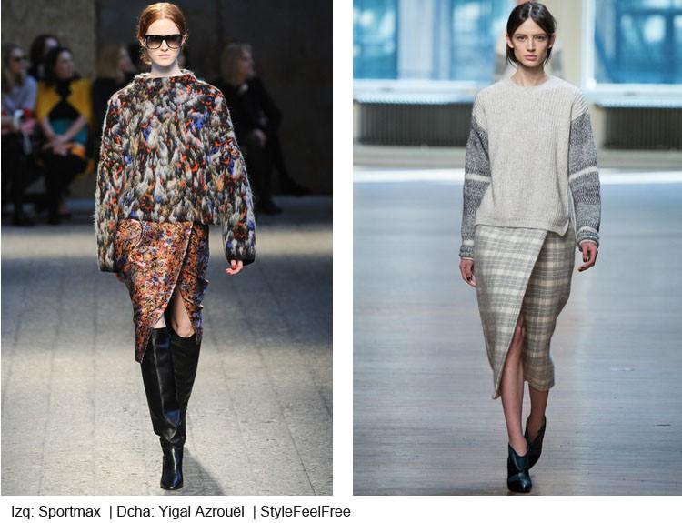 faldas con abertura | Stylefeelfree